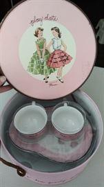 Rosanna Pottery tea set