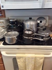 Farberware And Vintage Cookware