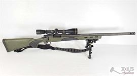 Remington Model 700 .308 Win with Leupold 3-9x40mm Scope