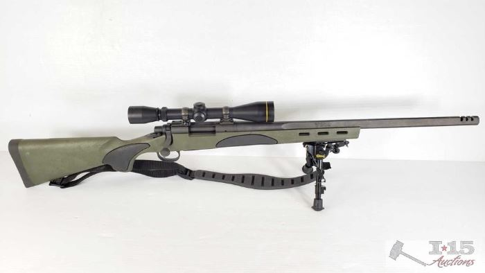 Remington Model 700 .308 Win with Leupold 3-9x40mm Scope