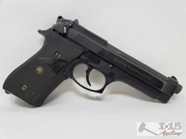 Berretta FS92 9mm Para Pistol,