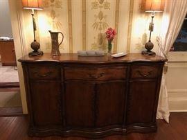 Bernhardt buffet was $1400; now $700