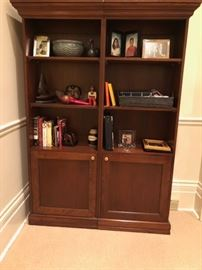 2 Bookcases was $250; now $125