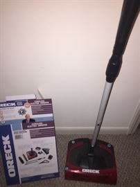 Oreck carpet sweeper