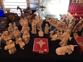 Lenox Nativity set