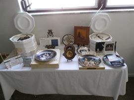 ERTE AND OTHER COLLECTOR PLATES