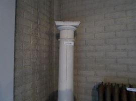5 ft tall column