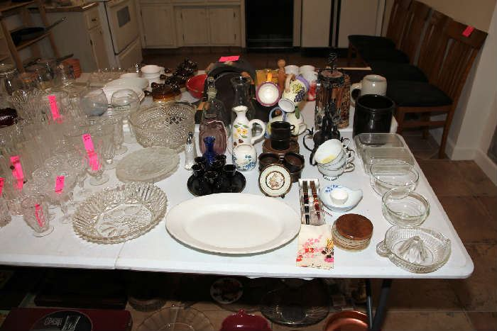 Miscellaneous Kitchen Items