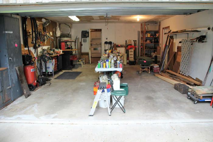 Garage Overview