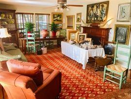 Terrell Hills Estate Sale