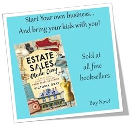 BUY NOW and begin your own estate sale business!