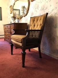 Antique Style Chair (view2)