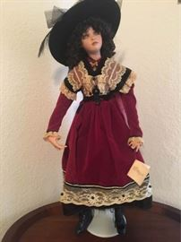 KET007 Exquisite China Doll