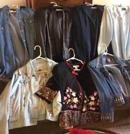 KET008 Assorted Women's Jackets