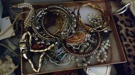 Plenty of Jewelry  Will add new photo's when organizing