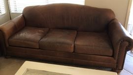 Creative Leather Sofa