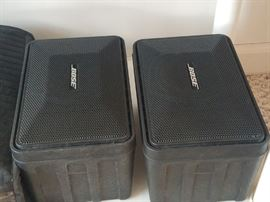 Bose speakers they work!