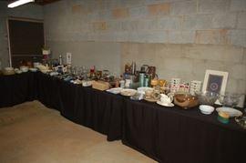 Staging Kitchen  Ware
