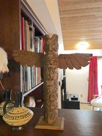Vintage Totem
