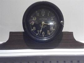 WWII Seth Thomas ships clock