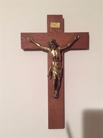 crucifix -- there are 2 (sold individually)