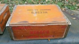 Neese's Sausage Delivery Boxes