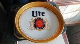 Vintage Miller Lite Tray