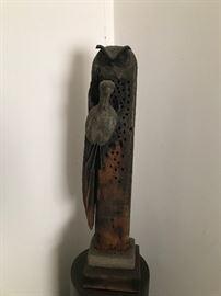 Lou Rankin sculpture