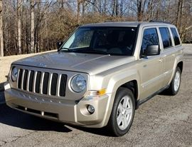 2010 Jeep Patriot  138,683 miles