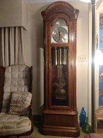 Magnificent Seth Thomas grandfather clock