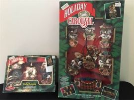 Holiday carousel    https://ctbids.com/#!/description/share/74559