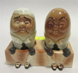 Humpty Dumpty shakers