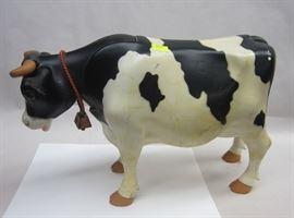 Plastic cow