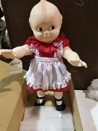 """Kewpie Doll 24"""" she is a big one"""