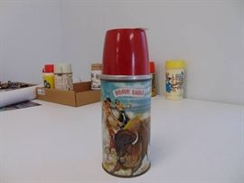 Brave Eagle thermos