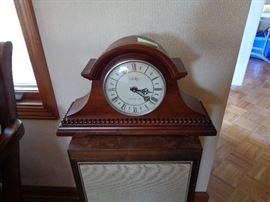 nice mantle clock