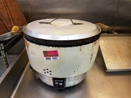 Rinnai rice cooker Model  RER55ASN