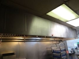 Greenheck kitchen ventilation system Model GHW1 ...