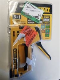 Dewalt multi tacker,