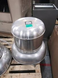 Cook Centrifugal Roof And Wall Exhaust Ventilator