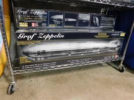New Graf Zeppelin Model