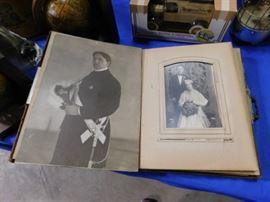 Antique Victorian Photo album