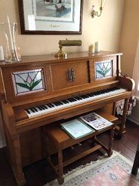 Casino Wurlitzer Player Piano