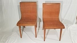 Pair of MidCentury Modern Chairs