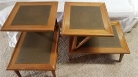 Pair of MidCentury Modern End Tables