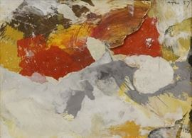 AFRO Watercolor Collage Stagione a