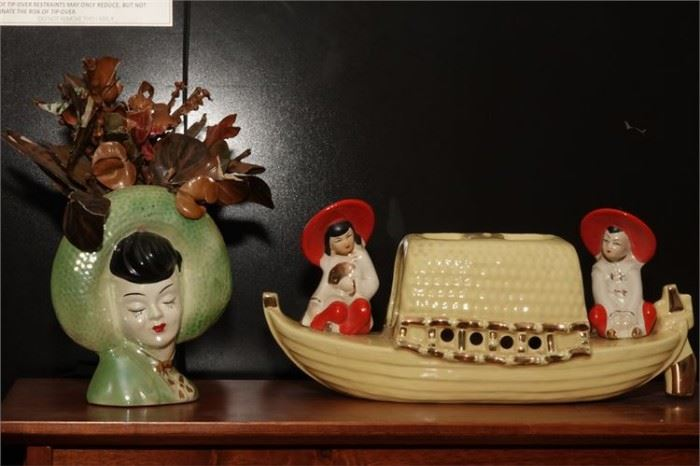 3. Lot of Two 2 Midcentury Collectibles