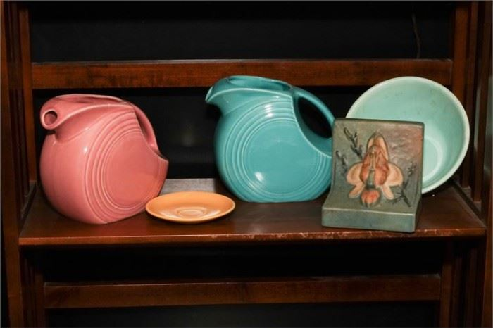 5. Lot of Assorted Midcentury Pottery