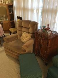 Lane recliner
