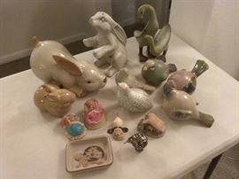 Animal Themed Pieces